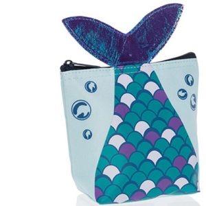 Cool Zip Snacker - Mermaid Tail